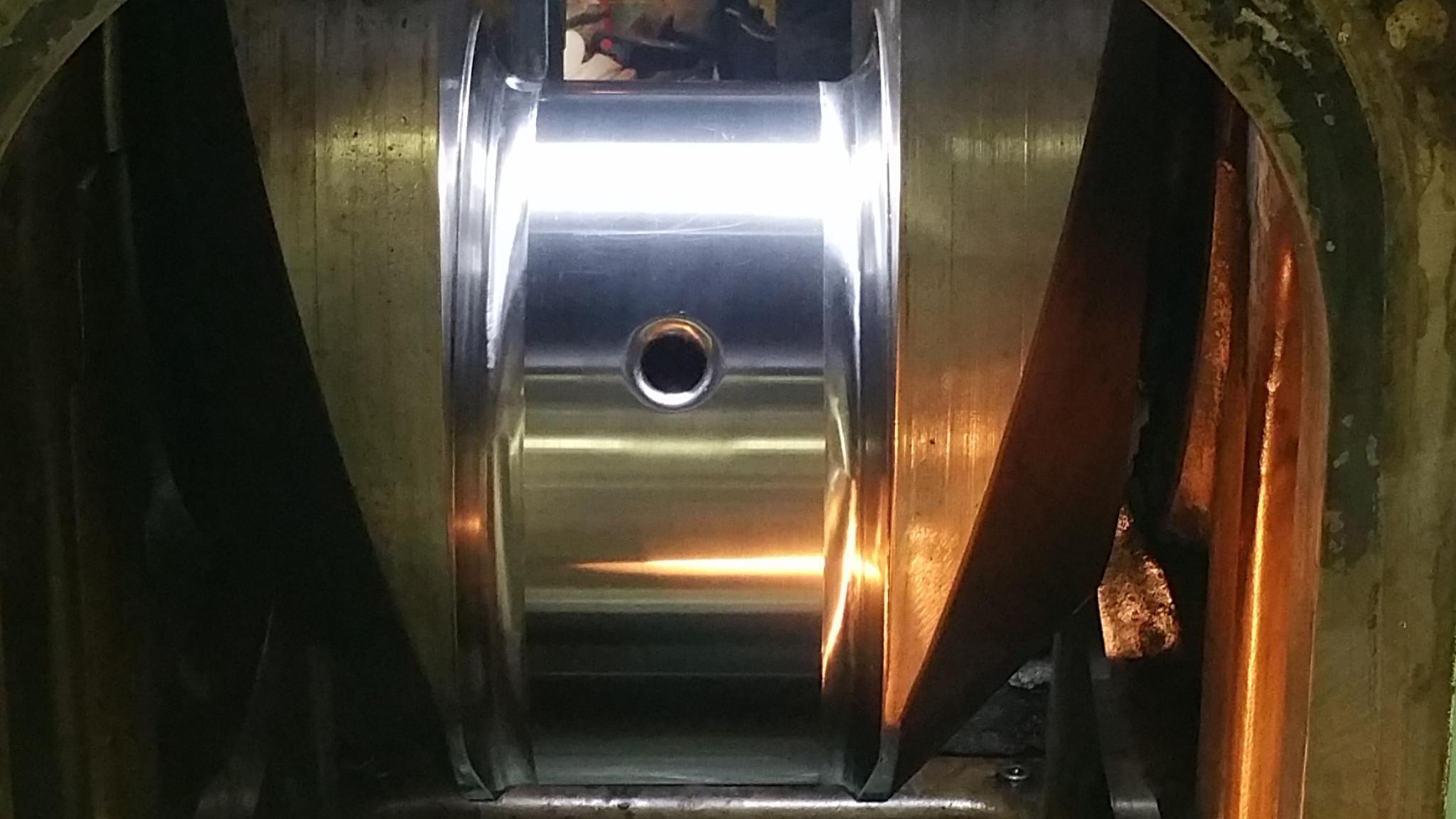 Insitu Crankshaft Repair Applications