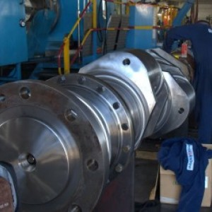 Insitu Crankshaft Machining